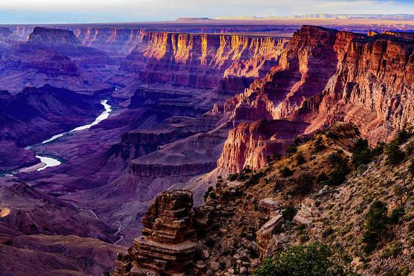 Desert View Tower Photograph - Desert View Point - Grand Canyon - Arizona by Jon Berghoff