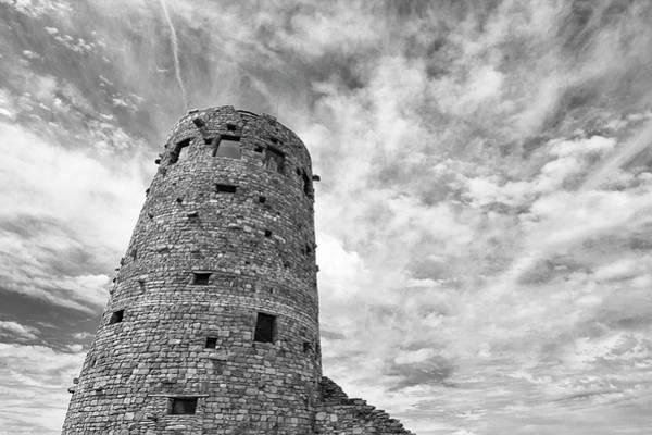 Desert View Tower Photograph - Desert View Watch Tower by Stephanie McDowell