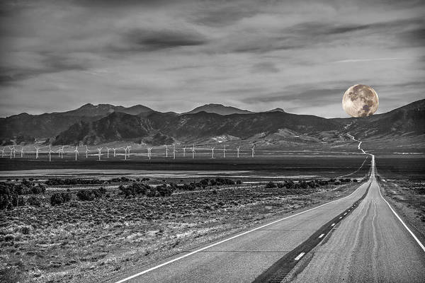 Wall Art - Photograph - Desert Wind by Donna Kennedy