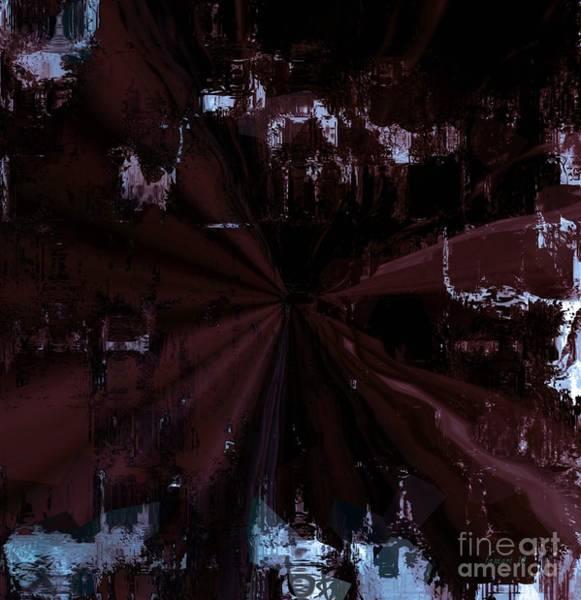 Description Digital Art - Design To Unfold by Fania Simon