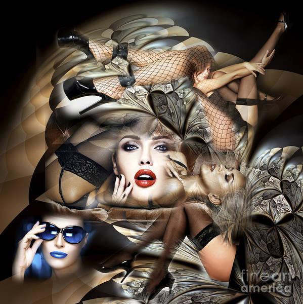 Photograph - Desire by John Rizzuto