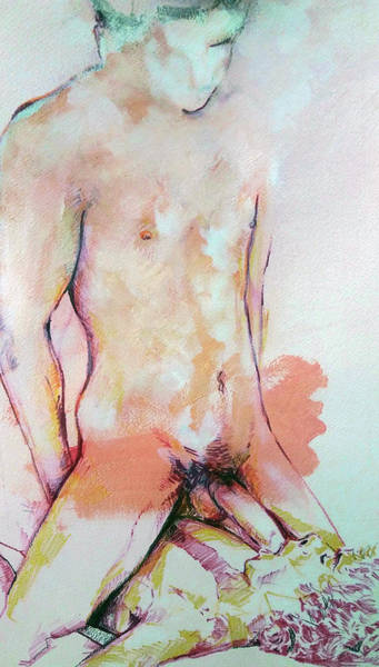 Painting - Desire Remains The Same by Rene Capone