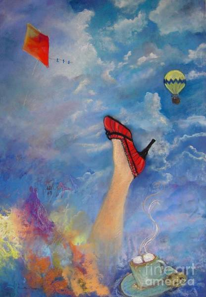 Pastel - Desire by Robin Maria Pedrero
