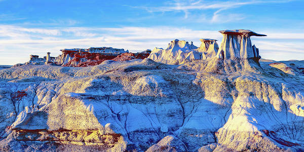 Digital Art - Desolate Wilderness by OLena Art Brand
