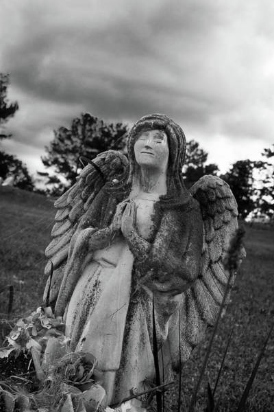 Photograph - Grief  by James L Bartlett
