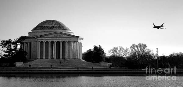 Jefferson Photograph - Destination Washington  by Olivier Le Queinec