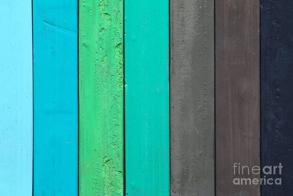 Wall Art - Photograph - Detail Of The Crayons by Michal Boubin