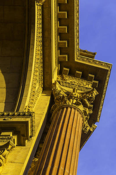 Wall Art - Photograph - Details Palace Of Fine Arts by Garry Gay