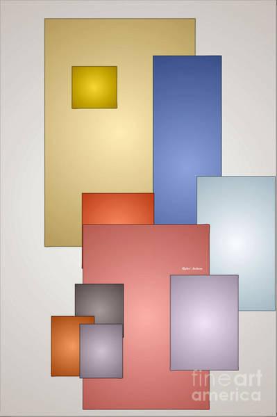 Digital Art - Determined by Rafael Salazar
