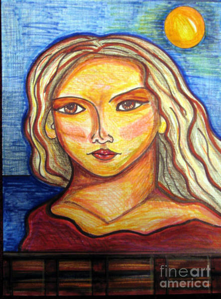 Painting - Determined by Susan Hendrich