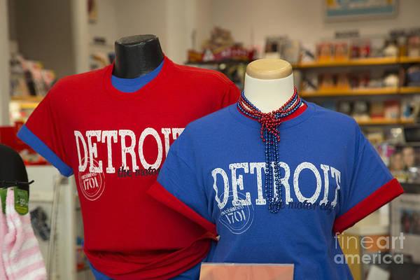 Photograph - Detroit Detroit by Jim West