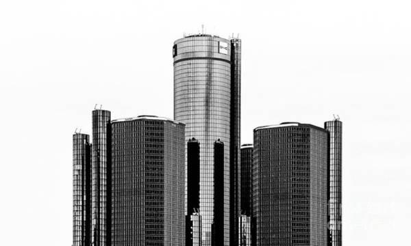 Photograph - Detroit Rencen by Randy J Heath