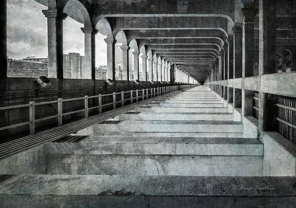 Photograph - Detroit-superior Bridge Lower Level by William Beuther