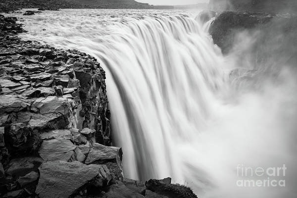 Photograph - Dettifoss by Inge Johnsson