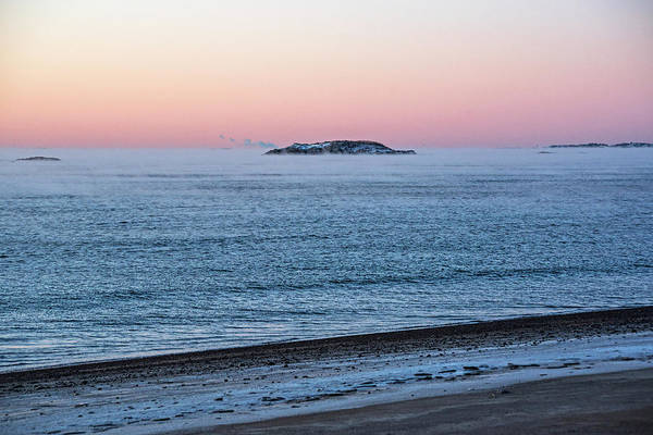 Photograph - Devereaux Beach At Sunrise Marblehead Ma  by Toby McGuire
