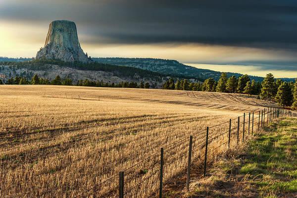 Photograph - Devil's Field by Dan McGeorge