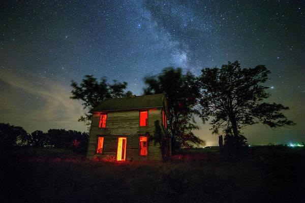 Photograph - Devil's House by Aaron J Groen