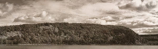 Photograph - Devil's Lake Autumn Tint by Theo O'Connor