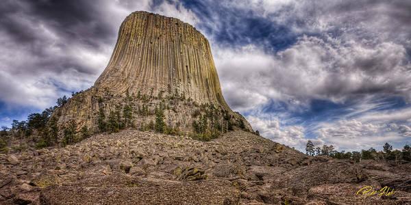 Photograph - Devil's Tower Summer Afternoon by Rikk Flohr