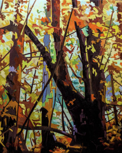 Painting - Devonian Hill Side by Rob Owen