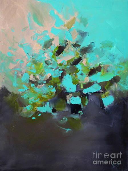 Painting - Devotion by Preethi Mathialagan