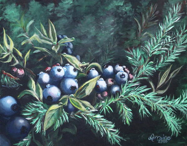 Prince Edward Island Painting - Dewey Blyes by Lorraine Vatcher