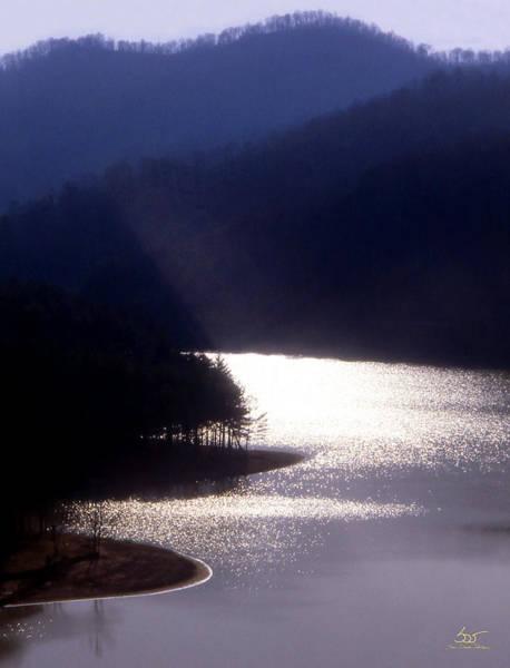 Photograph - Dewey Lake by Sam Davis Johnson