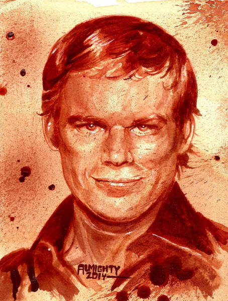 It Professional Painting - Dexter by Ryan Almighty