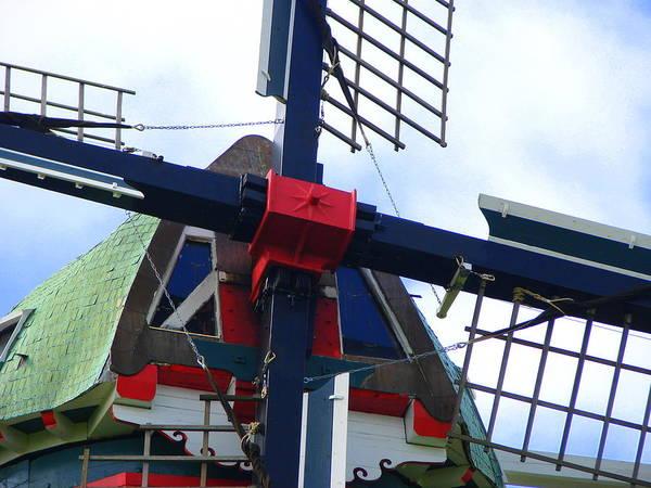 Photograph - Dezwaan Windmill Holland Michigan by Michelle Calkins