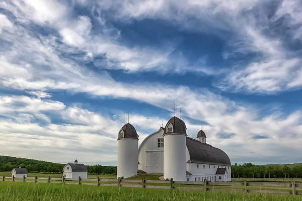 Wall Art - Photograph - Dh Day Farm 6 by Heather Kenward