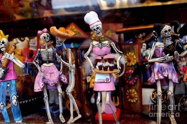 Photograph - Dia De Los Muertos by Jenny Revitz Soper