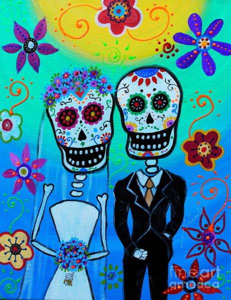 Painting - Dia Especial by Pristine Cartera Turkus