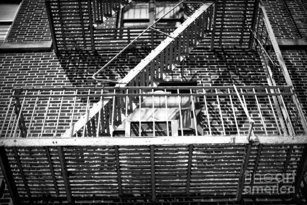 Photograph - Diagonal Park Slope by John Rizzuto