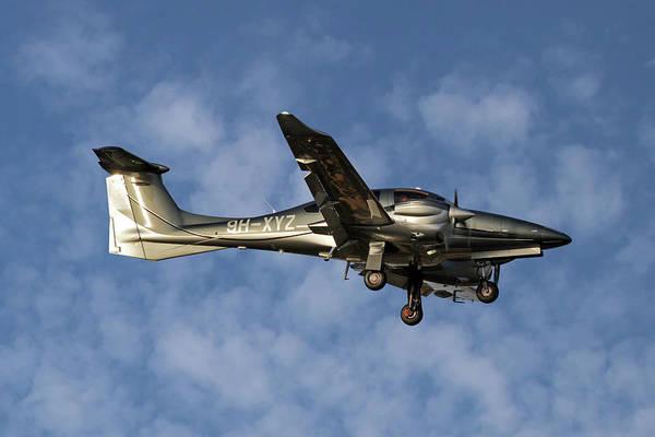 Diamond Photograph - Diamond Aircraft Diamond Da-62 1 by Smart Aviation