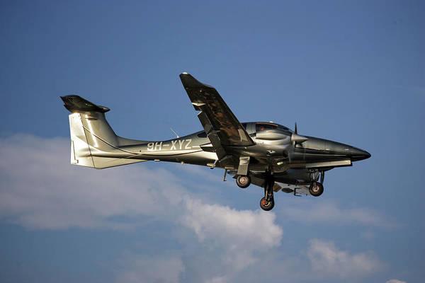 Diamond Photograph - Diamond Aircraft Diamond Da-62 4 by Smart Aviation