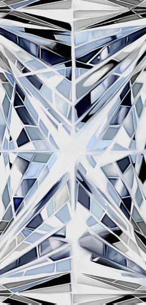 Money Digital Art - Diamond Cut by Canvas Cultures