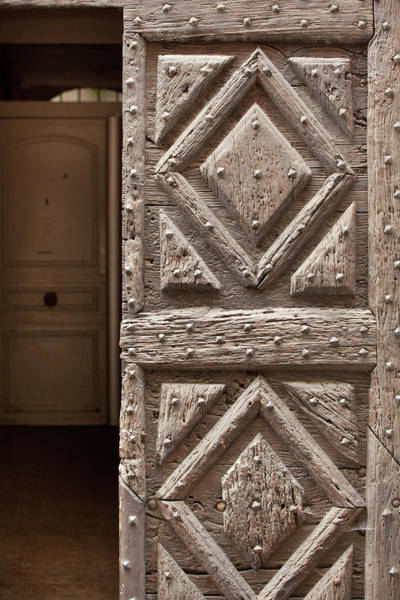 Photograph - Diamond Door by John Magyar Photography