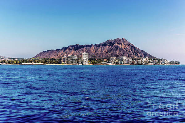 Photograph - Diamond Head by Jon Burch Photography