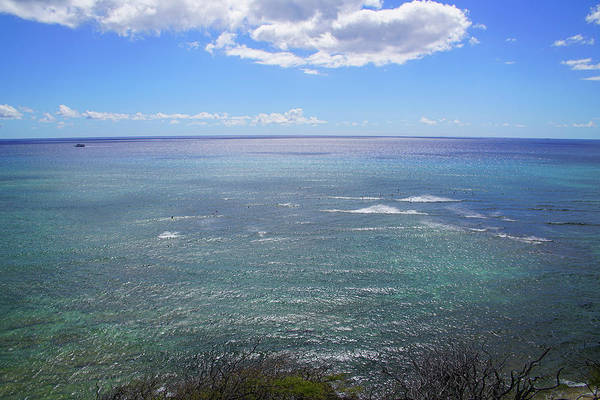 Wall Art - Photograph - Diamond Head Summer Surf by Kevin Smith