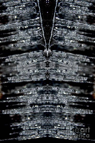 Mixed Media - Diamonds Are Forever by Jolanta Anna Karolska