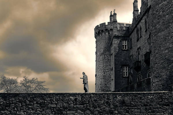 Photograph - Diana The Huntress At Kilkenny Castle by Menega Sabidussi