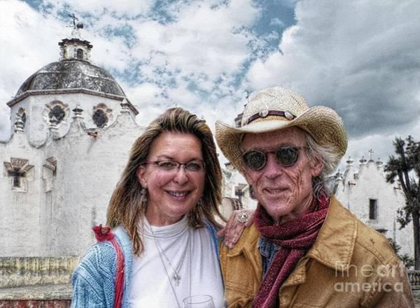 Atotonilco Photograph - Dianna And Henry by John  Kolenberg