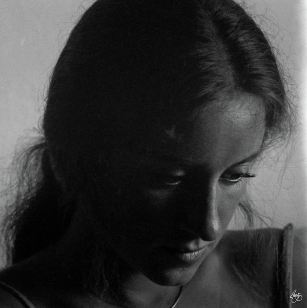 Photograph - Dianes Profile by Wayne King