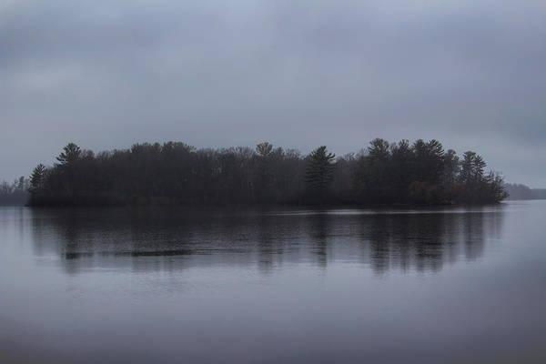Photograph - Dickey's Island On Lake Wausau by Dale Kauzlaric