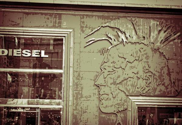 Photograph - Diesel by Paulette B Wright