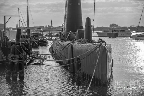 Photograph - Diesel Submarine by Dale Powell