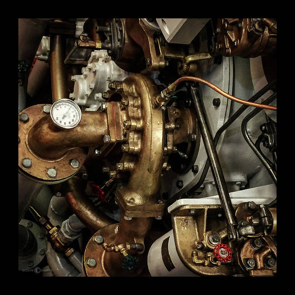 Photograph - Diesel by Tim Nyberg