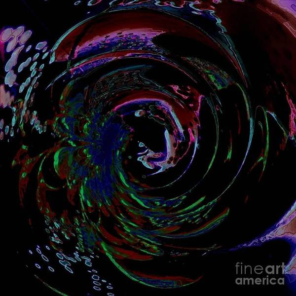 Digital Art - Different Abstract by Swedish Attitude Design