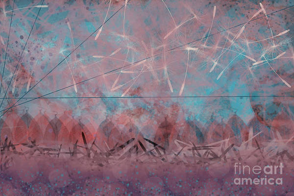 Digital Art - Digital Abstract 002 by Clayton Bastiani