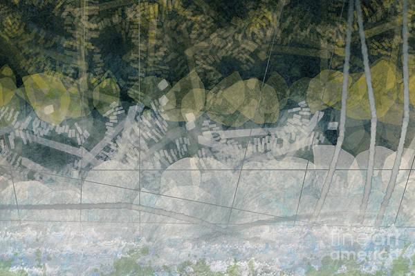 Digital Art - Digital Abstract 004 by Clayton Bastiani